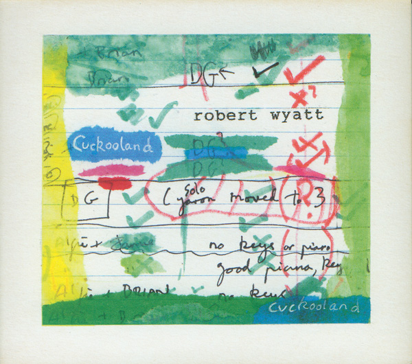 ROBERT WYATT - Cuckooland cover