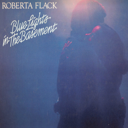 ROBERTA FLACK - Blue Lights in the Basement cover