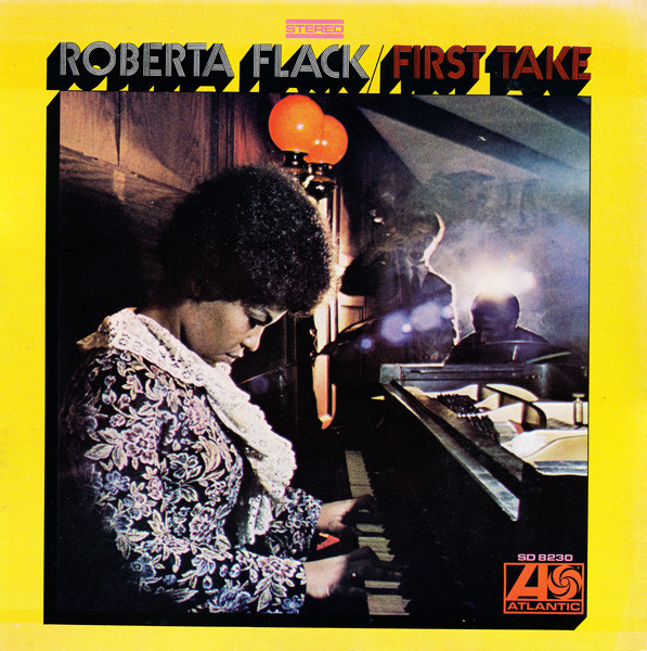 ROBERTA FLACK - First Take cover