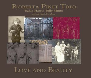 ROBERTA PIKET - Love And Beauty cover