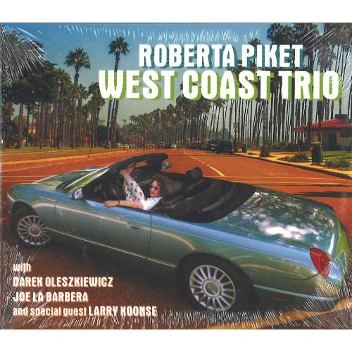 ROBERTA PIKET - West Coast Trio cover