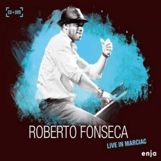 ROBERTO FONSECA - Live in Marciac cover
