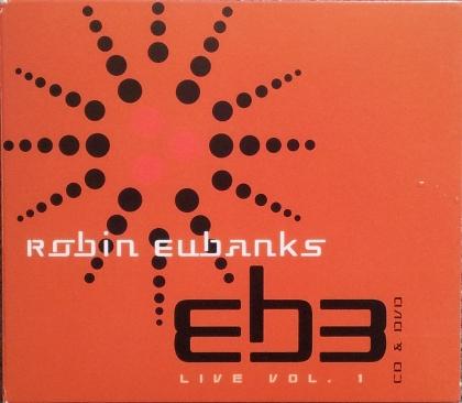 ROBIN EUBANKS - Live, Vol. 1 cover
