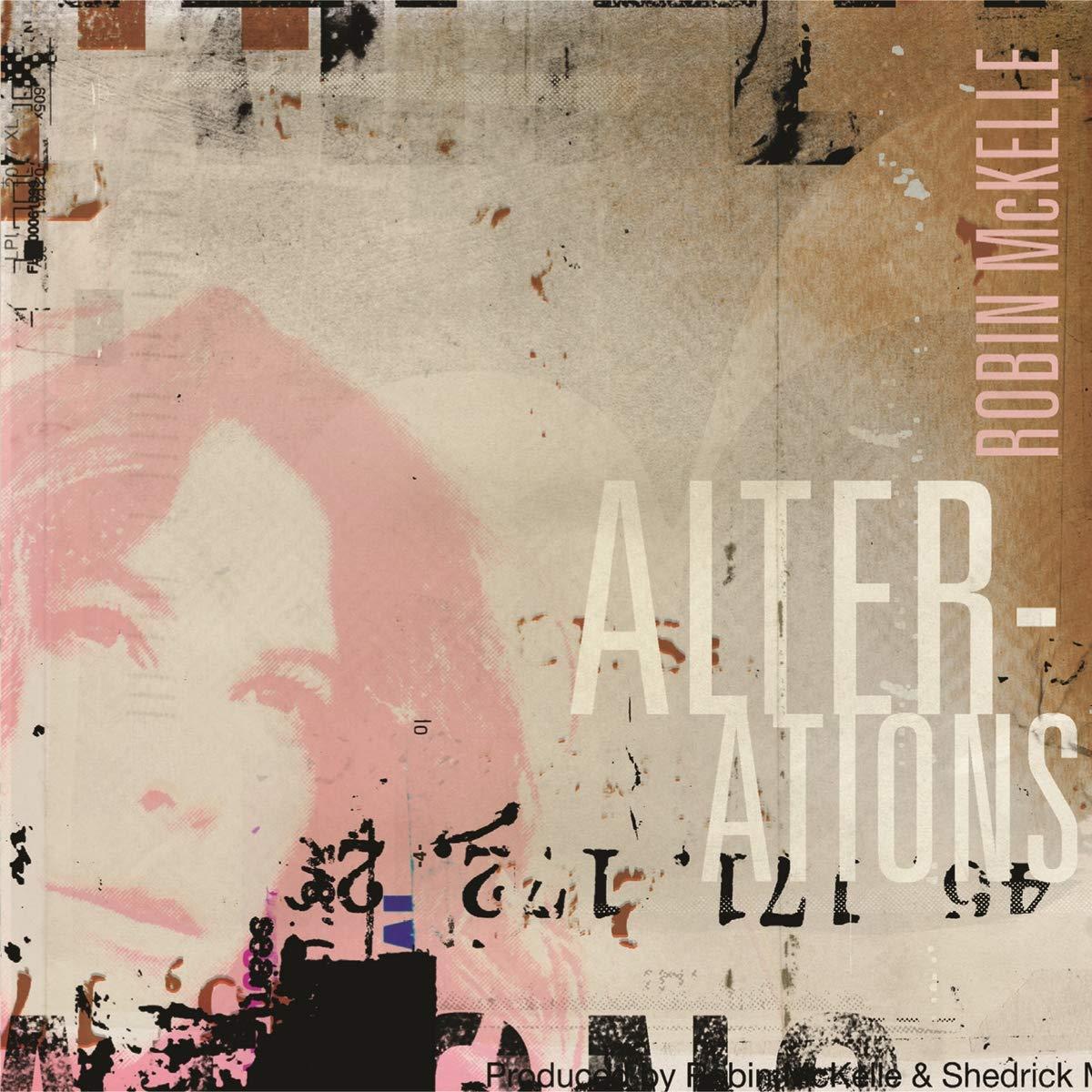 ROBIN MCKELLE - Alterations cover