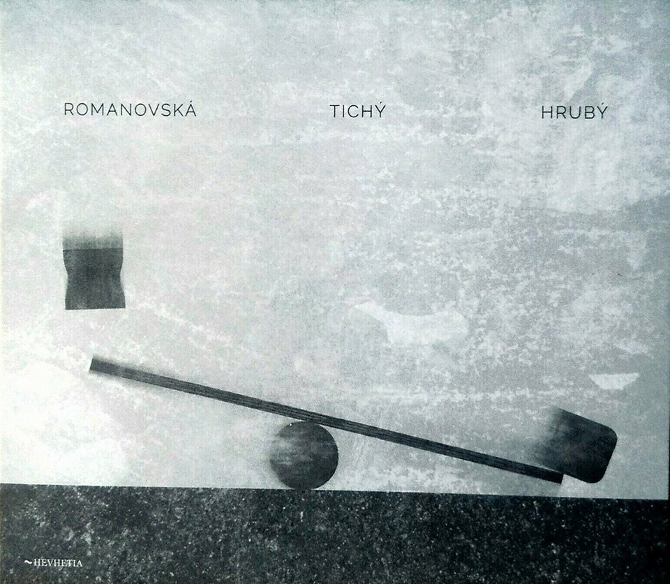 ROMANOVSKÁ TICHÝ HRUBÝ - Romanovská, Tichý, Hrubý cover