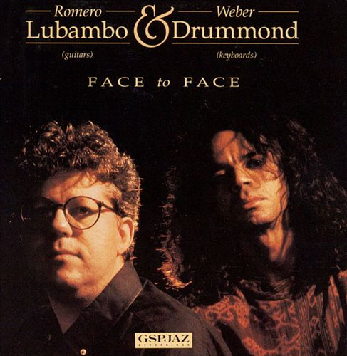 ROMERO LUBAMBO - Face to Face cover