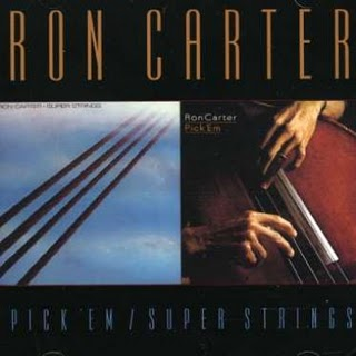 RON CARTER - Pick'Em/Super Strings cover