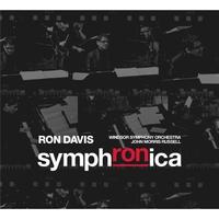 RON DAVIS - Symphronica cover