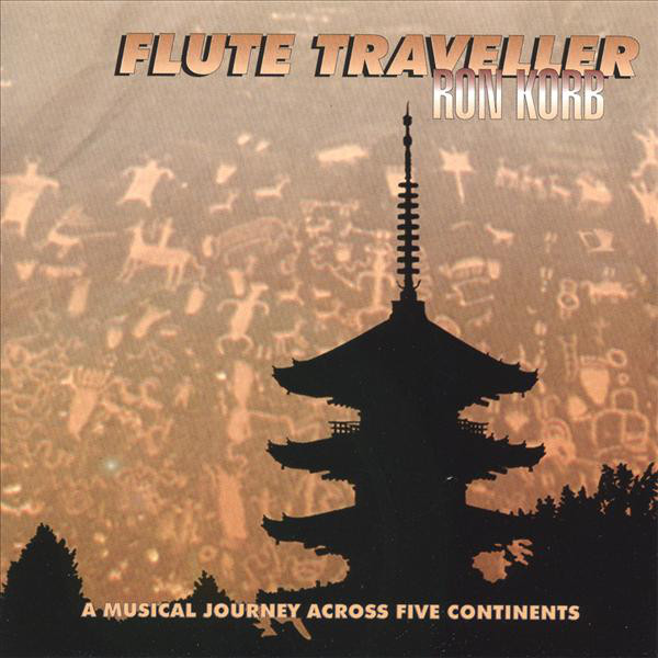 RON KORB - Flute Traveller cover