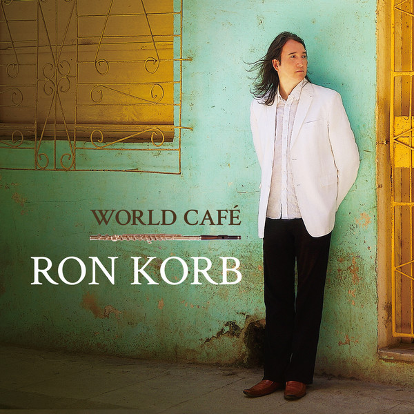 RON KORB - World Café cover