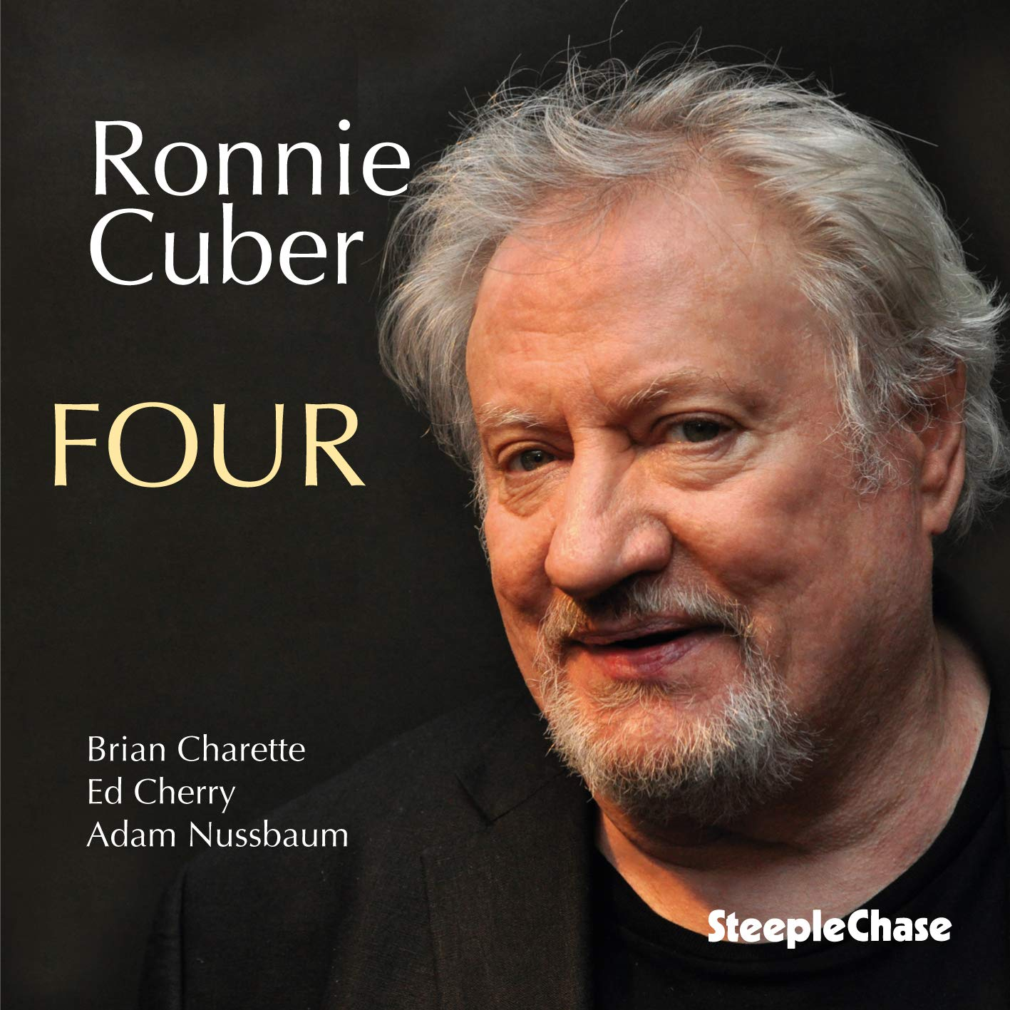 RONNIE CUBER - Four cover