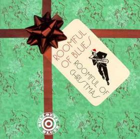 ROOMFUL OF BLUES - Roomful of Christmas cover