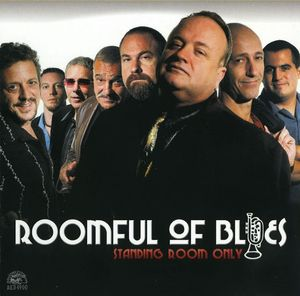ROOMFUL OF BLUES - Standing Room Only cover