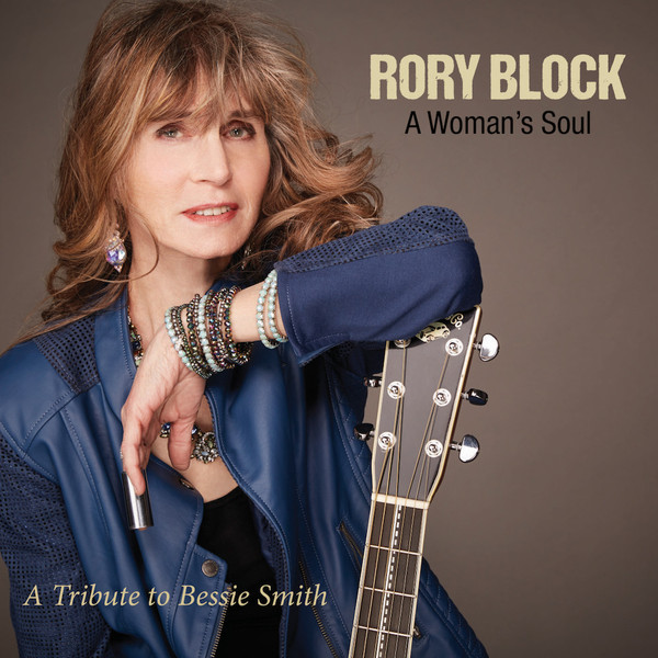 RORY BLOCK - A Womanss Soul : A Tribute To Bessie Smith cover