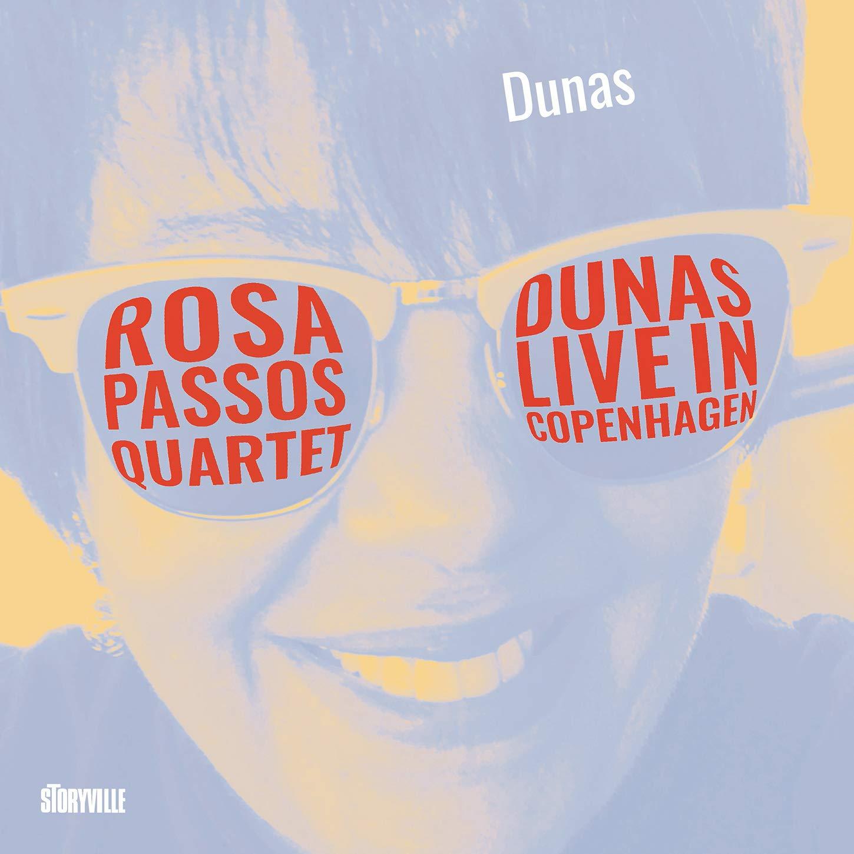 ROSA PASSOS - Dunas - Live In Copenhagen cover