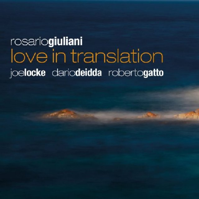 ROSARIO GIULIANI - Love in Translation cover