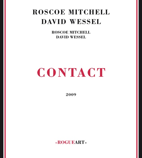 ROSCOE MITCHELL - Contact (with David Wessel) cover