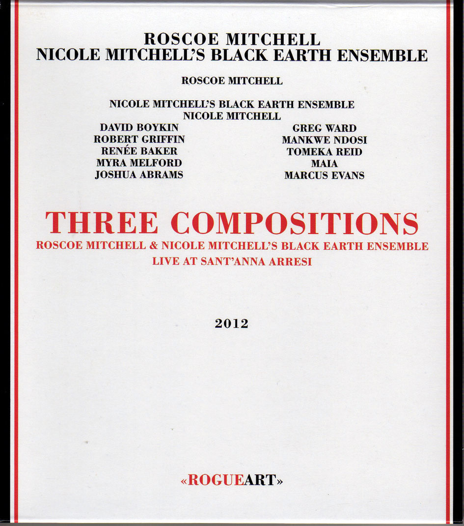 ROSCOE MITCHELL - Three Compositions cover