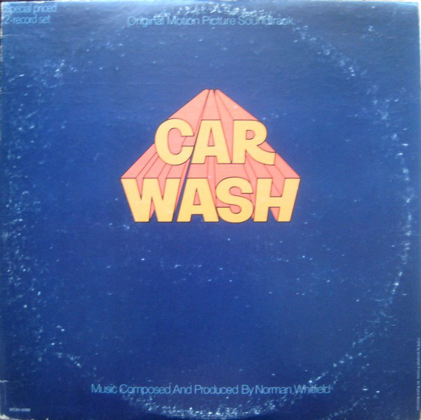 ROSE ROYCE - Car Wash (Original Motion Picture Soundtrack) cover