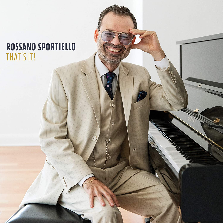 ROSSANO SPORTIELLO - That's It cover