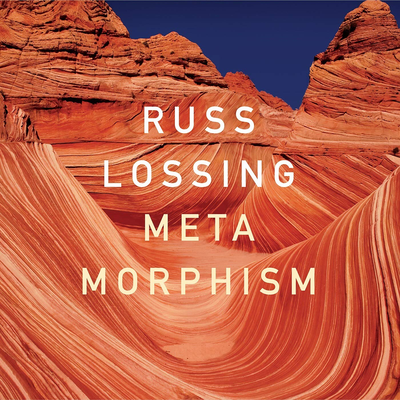RUSS LOSSING - Metamorphism cover