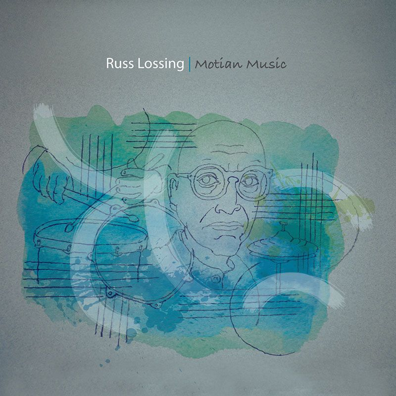 RUSS LOSSING - Motian Music cover