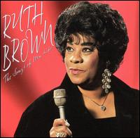 RUTH BROWN - Songs of My Life cover