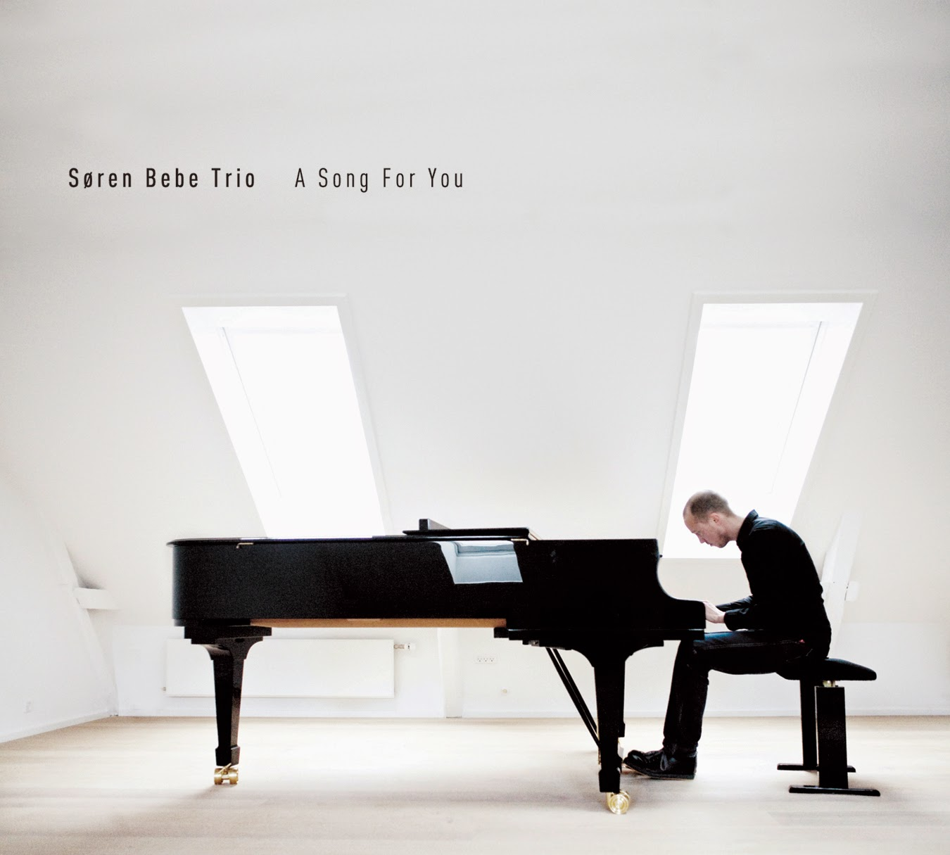 SØREN BEBE - A Song For You cover