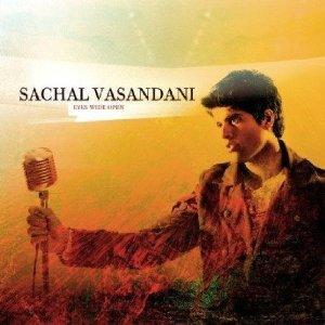 SACHAL VASANDANI - Eyes Wide Open cover