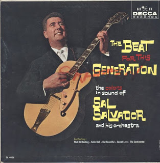 SAL SALVADOR - The Beat For This Generation cover