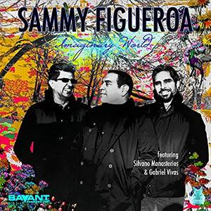 SAMMY FIGUEROA - Imaginary World cover