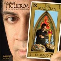 SAMMY FIGUEROA - The Magician cover