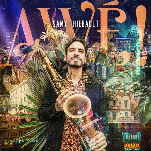 SAMY THIÉBAULT - Awé ! cover