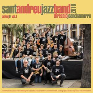 SANT ANDREU JAZZ BAND - Jazzing 9 Vol. 1 cover
