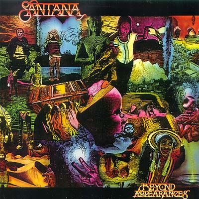 SANTANA - Beyond Appearances cover