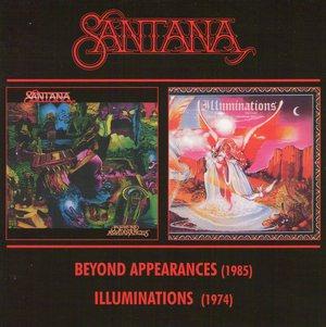 SANTANA - Beyond Appearances / Illuminations cover