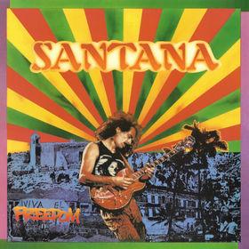 SANTANA - Freedom cover