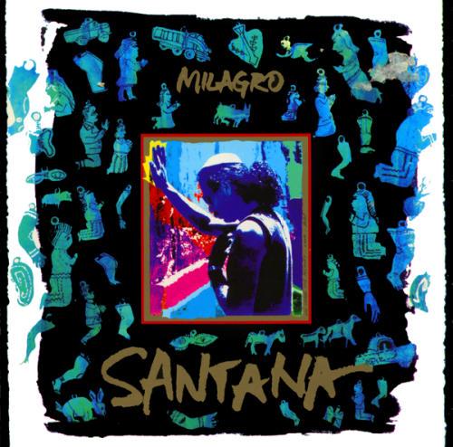 SANTANA - Milagro cover