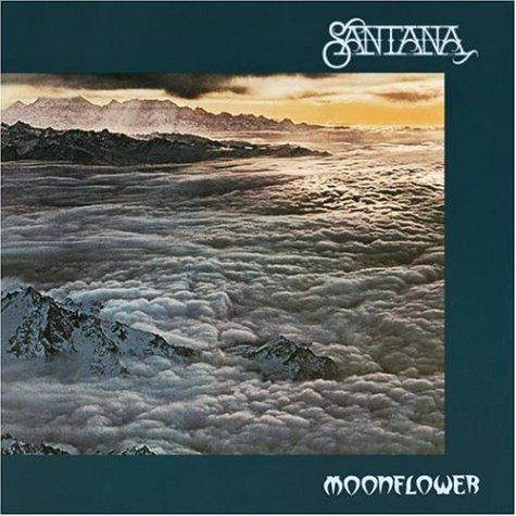 SANTANA - Moonflower cover