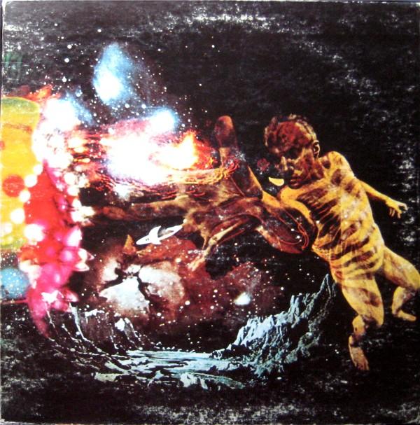 SANTANA - Santana III cover