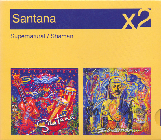 SANTANA - Supernatural / Shaman cover
