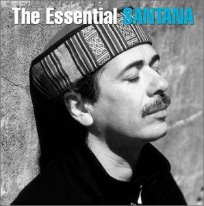 SANTANA - The Essential Santana cover