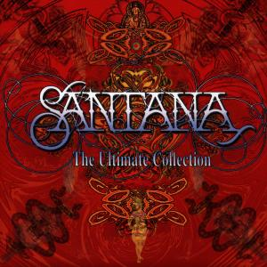 SANTANA - The Ultimate Collection cover