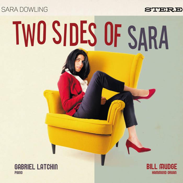 SARA DOWLING - Two Sides Of Sara cover