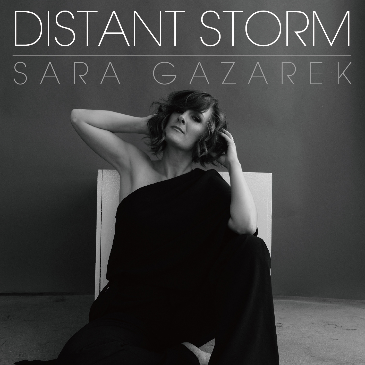 SARA GAZAREK - Distant Storm cover