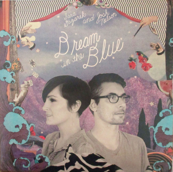 SARA GAZAREK - Sara Gazarek & Josh Nelson : Dream in the Blue cover
