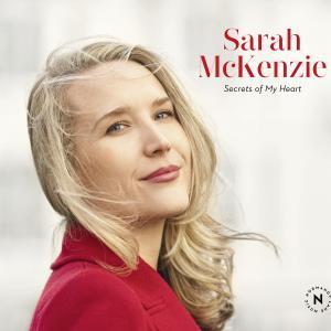 SARAH MCKENZIE - Secrets of My Heart cover