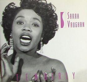 SARAH VAUGHAN - Tenderly cover