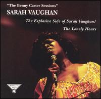 SARAH VAUGHAN - The Benny Carter Sessions cover