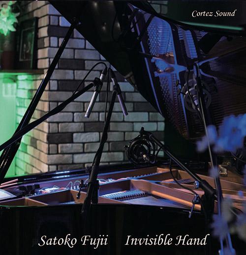 SATOKO FUJII - Invisible Hand cover